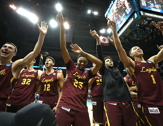 Thanks to Sister Jean, Loyola nears Final Four