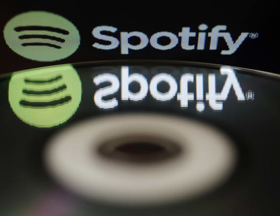 Spotify price rises ahead of filing for NYSE listing