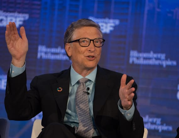 Bill Gates regrets 'Control+Alt+Delete'