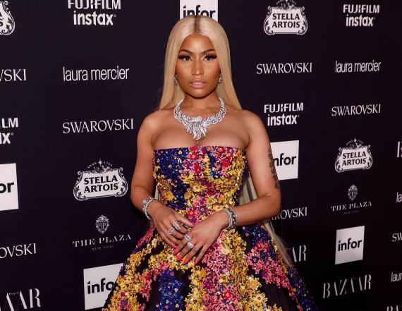 Nicki Minaj accuses ex of stealing her credit card