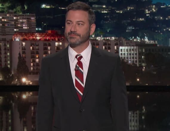Jimmy Kimmel tears into Brian Kilmeade
