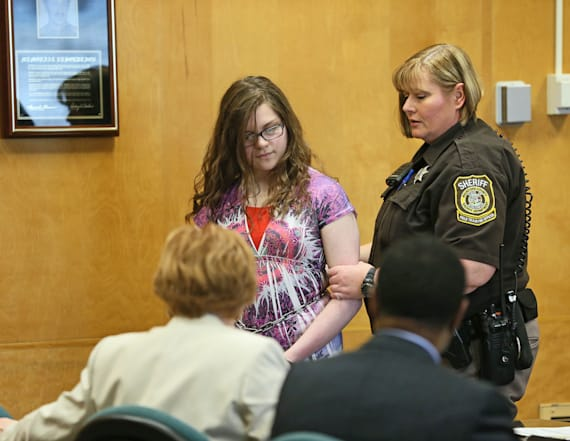 Teen pleads guilty in Slenderman attack
