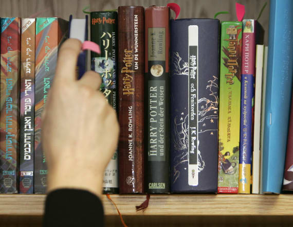 'Harry Potter' first edition stolen from warehouse