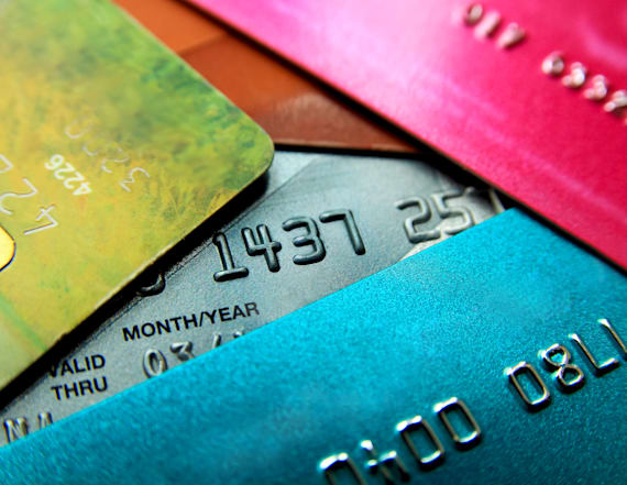 3 out of 5 credit card accounts carry a balance