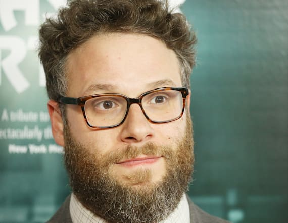 Rogen cancels interview in protest of Steve Bannon