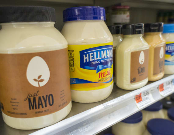 Best brand of mayo at grocery store named