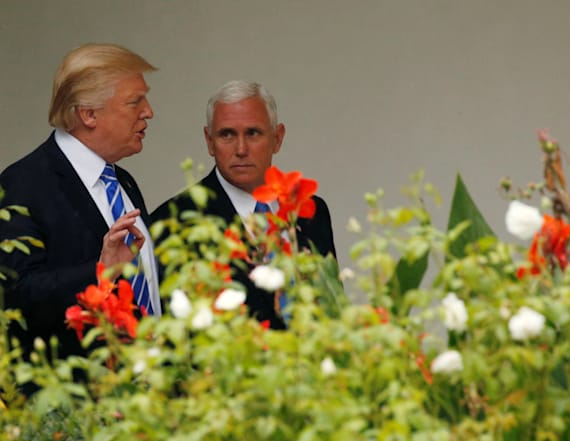 Trump: Pence was 'straight from central casting'