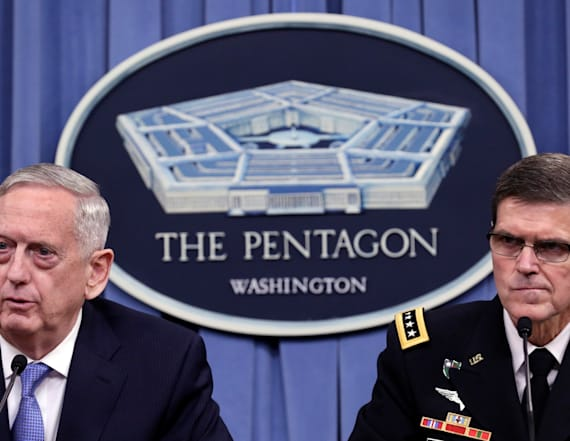 The Pentagon facing overcharging allegations