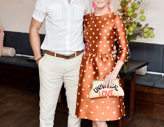 Julianne Hough, Brooks Laich step out for glam night