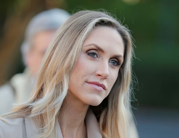 Lara Trump's transcript comment raises questions