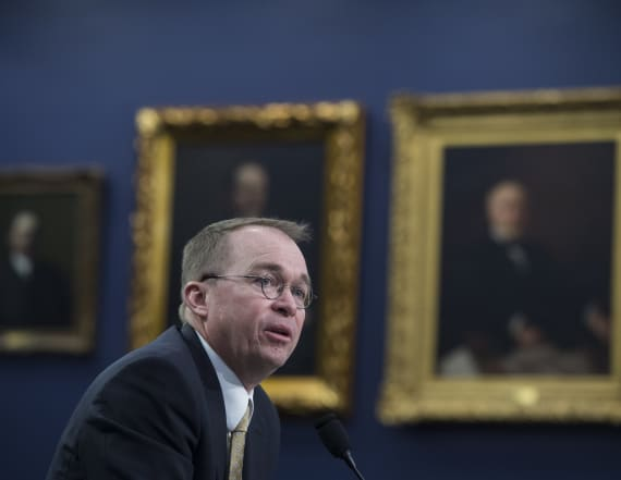 Mulvaney only spoke only to lobbyists who paid him