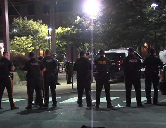 20 wounded after gunfire erupts at NJ art event
