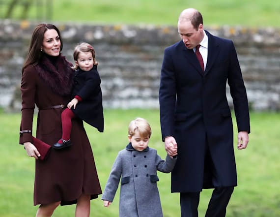 Royals to make one move when George starts school