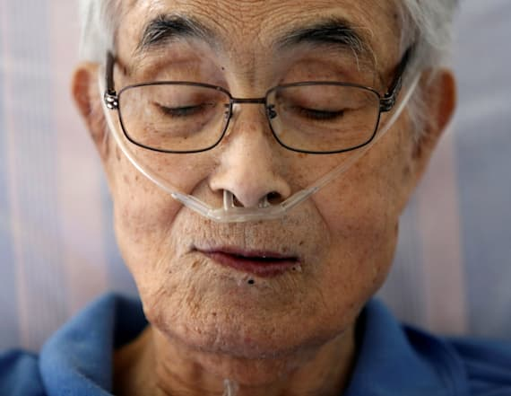 Elderly Japanese 'go to the afterlife quietly'