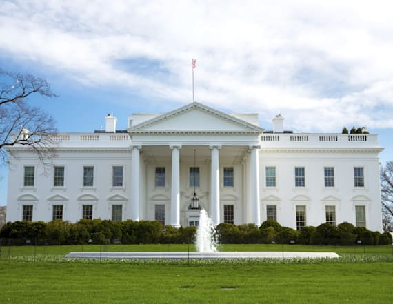 The White House is undergoing major renovations