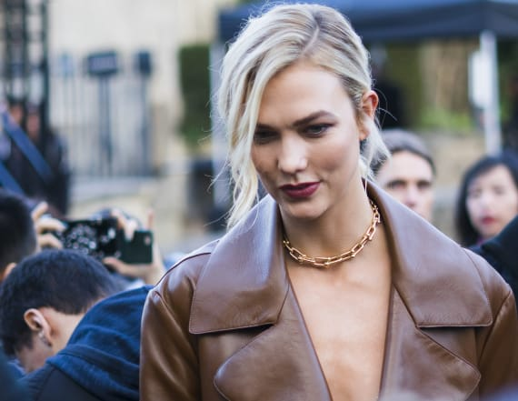 Karlie addresses status of friendship with Taylor