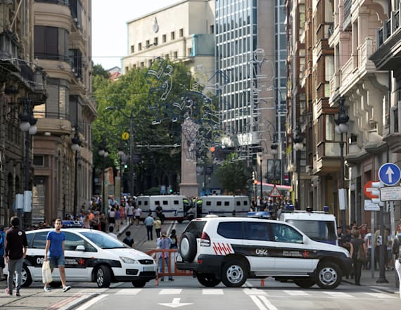 Barcelona attacker stabbed man to death in escape