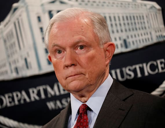 Sessions preparing for crackdown on marijuana