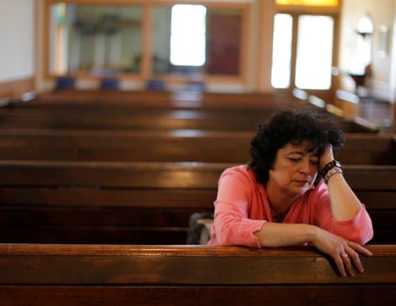 Colo. woman resists deportation inside church
