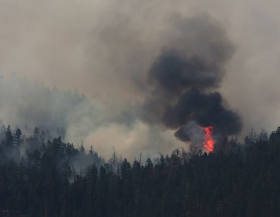 State of emergency extended as wildfires rage