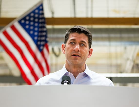 Ryan says GOP is close to consensus on tax reform