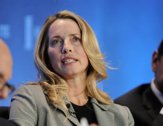 Steve Jobs' widow Laurene Powell buys the Atlantic