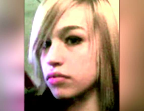 Remains identified as those of missing teen
