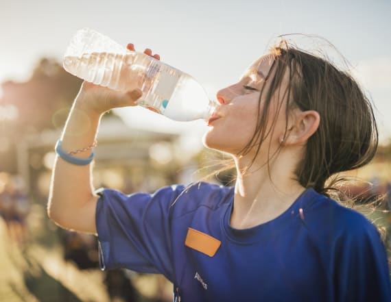 How drinking too much water can be deadly