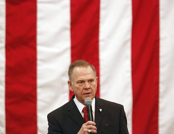 Veterans unload on Moore's military service remarks