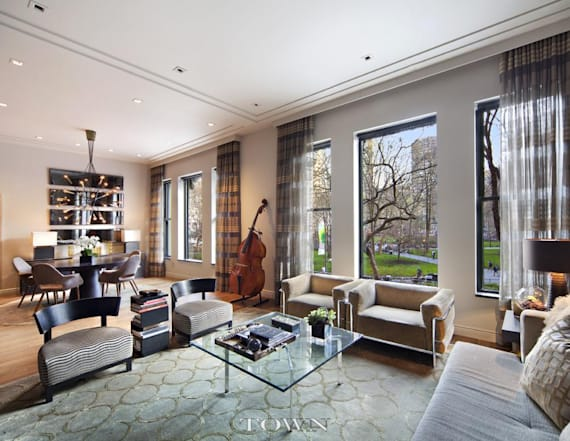 Lester Holt lists stunning NYC apartment for $6.6M