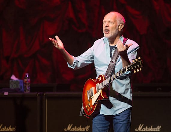 Peter Frampton has 'meltdown' mid-concert