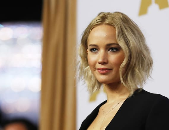 Jennifer Lawrence steps out with Amy Schumer