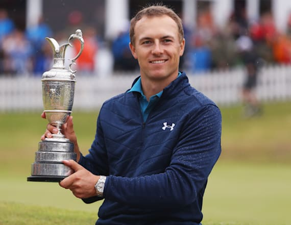 Jordan Spieth Wins British Open