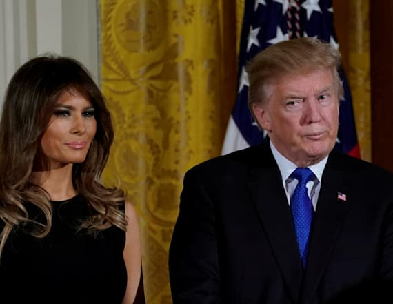 Poll: Melania Trump is the 'most popular Trump'