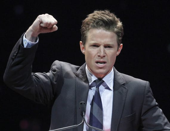Billy Bush speaks out about lewd Trump tape