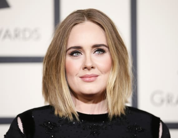 Adele seemingly drops bombshell in note