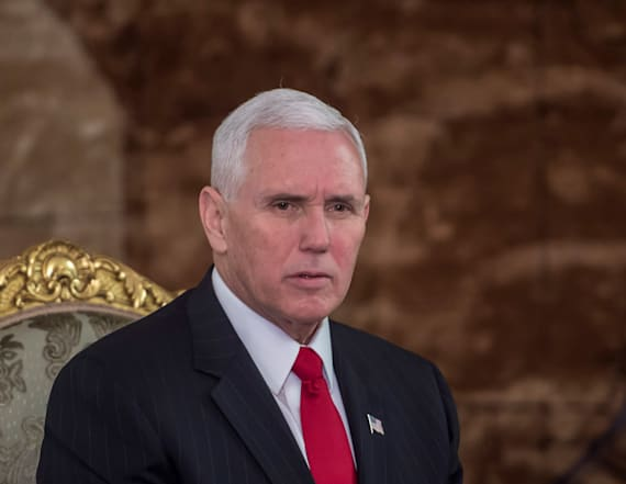 Pence: No immigration talks until government reopens