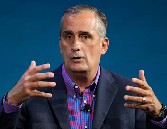 Intel CEO resigns on relationship with employee