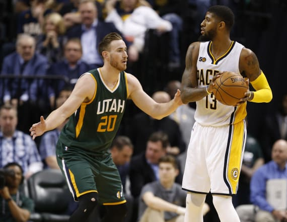 NBA players relive their own injuries after Hayward