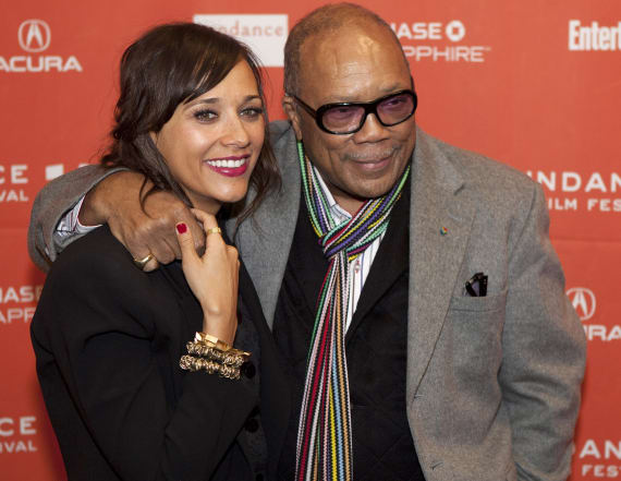Quincy Jones' daughters staged intervention