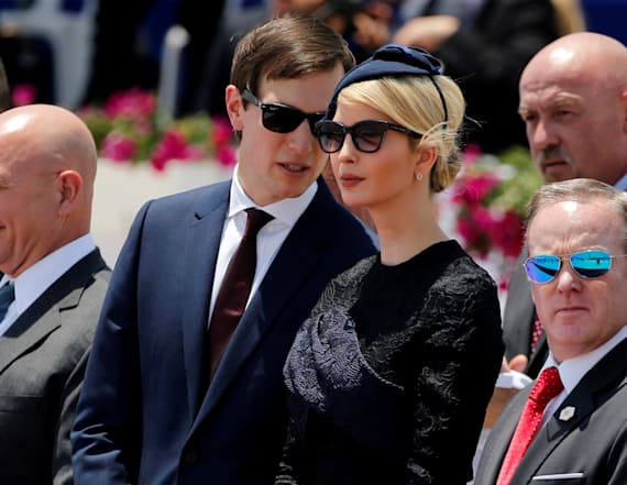Report: Ivanka and Jared possibly leaving DC