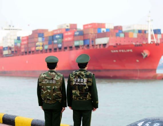 China warns Trump on imposing trade tariffs