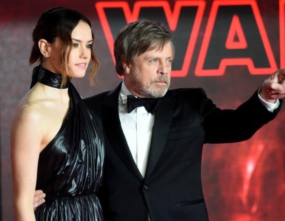 'Star Wars: The Last Jedi' is top ticket of 2017