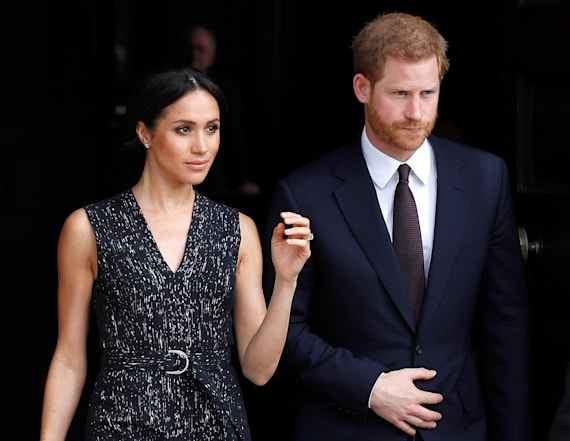 Meghan criticized for 'inappropriate' dress