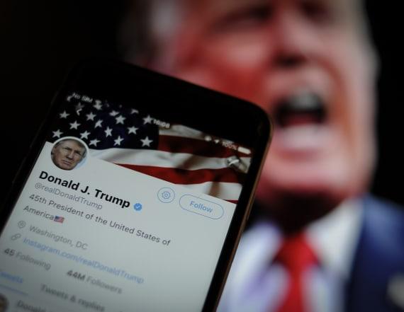 Trump spent his weekend tweeting on Russia probe