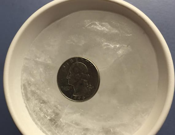 Why you should leave quarter on ice during hurricane