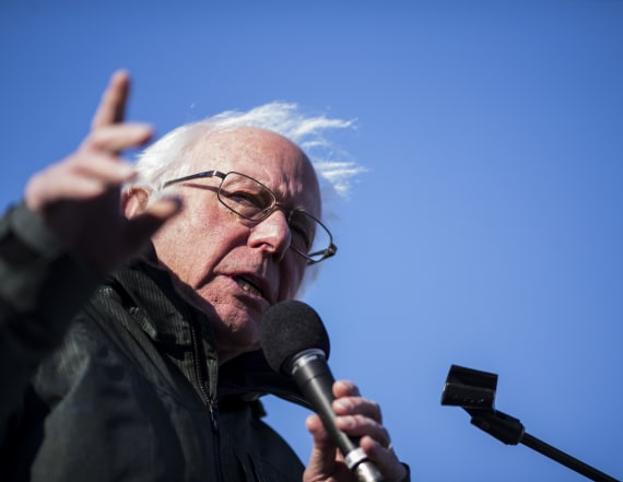 Sen. Bernie Sanders on AR-15s: 'They're for killing'