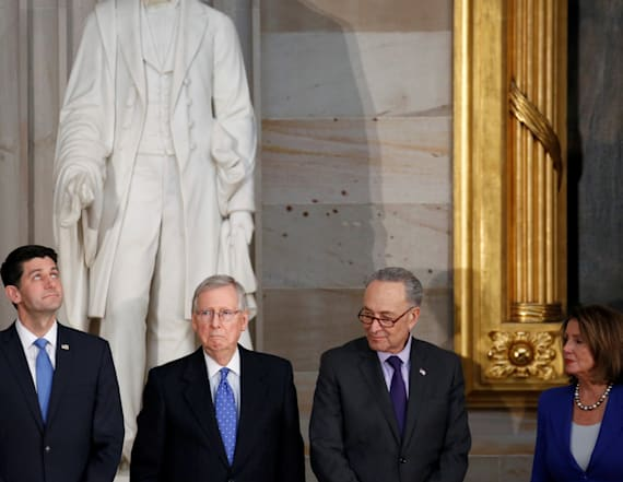 GOP, Dems blame each other for impending shutdown
