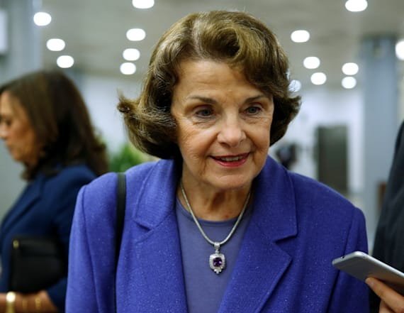 Calif. Dems decline to endorse Sen. Dianne Feinstein