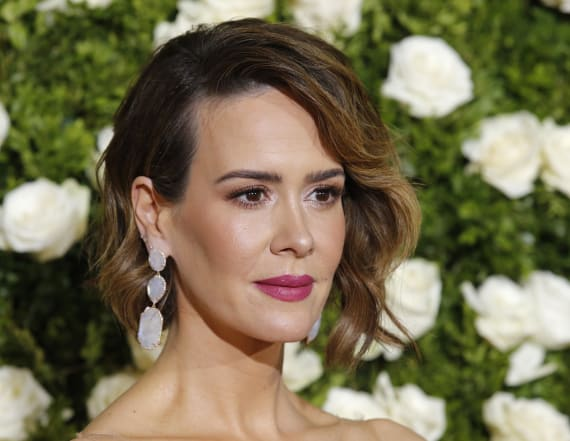 Sarah Paulson, 42, talks romance with girlfriend, 74